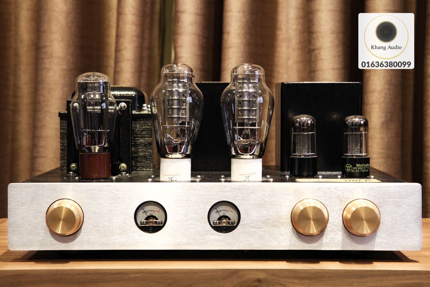 Amply 300B Khang Audio DIY