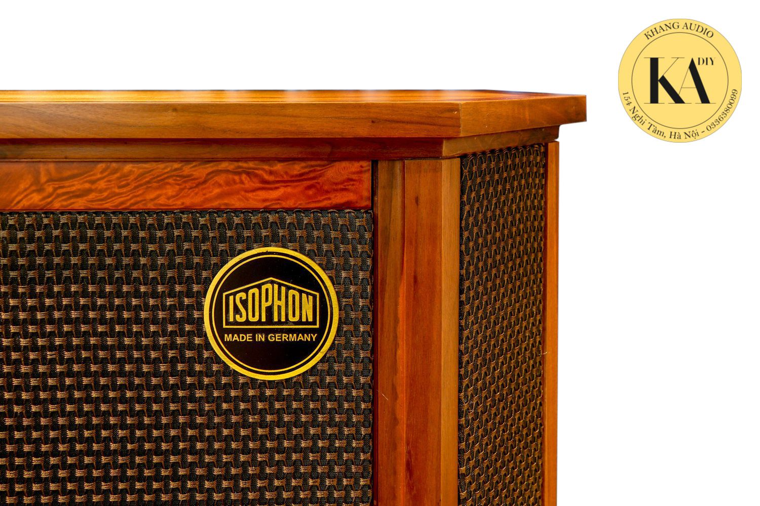 Loa ISOPHON ORCHESTER 2000 Thùng Mẫu TANNOY WESTMINSTER ROYAL - Khang Audio