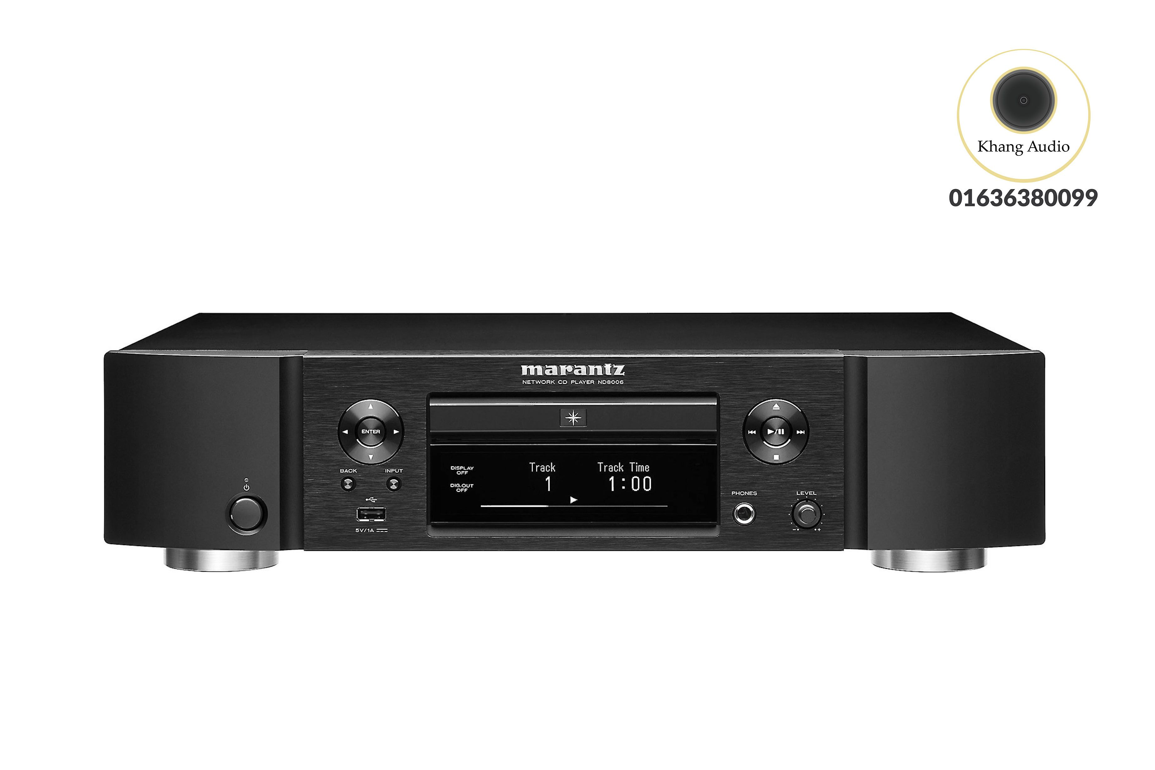 MARANTZ ND8006 + Ổ Cứng 2TB Khang Audio DIY 0336380099