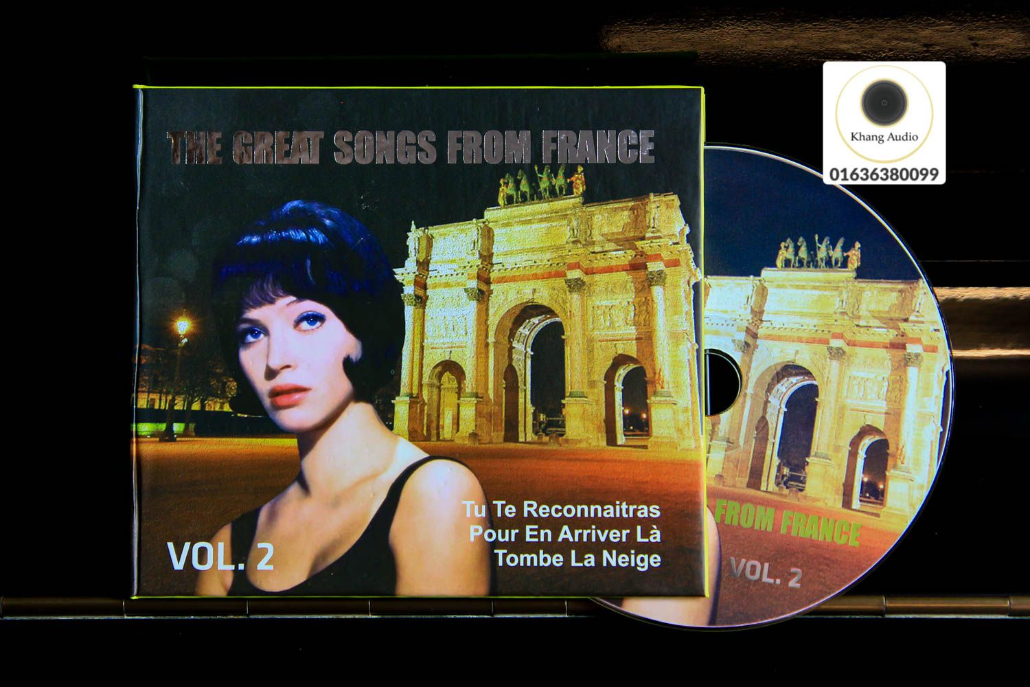 The Greatest Songs From France Vol 2 QT