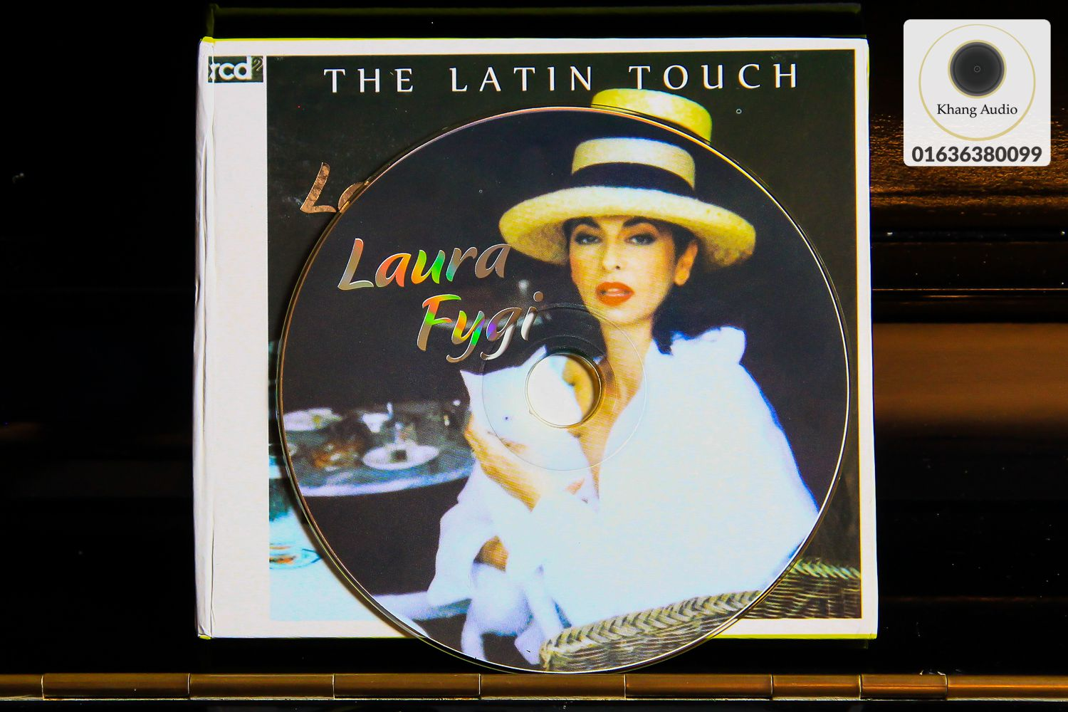 The Latin Touch - Laura Fygi QT