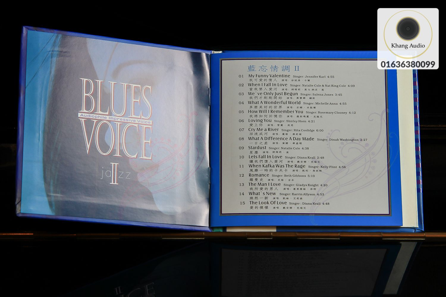 Blues Voice II HQ