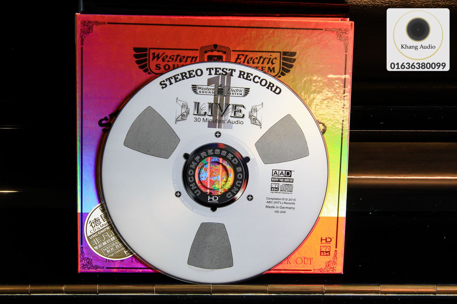 Stereo Test Record 1 Live 30 Minutes Audio HQ