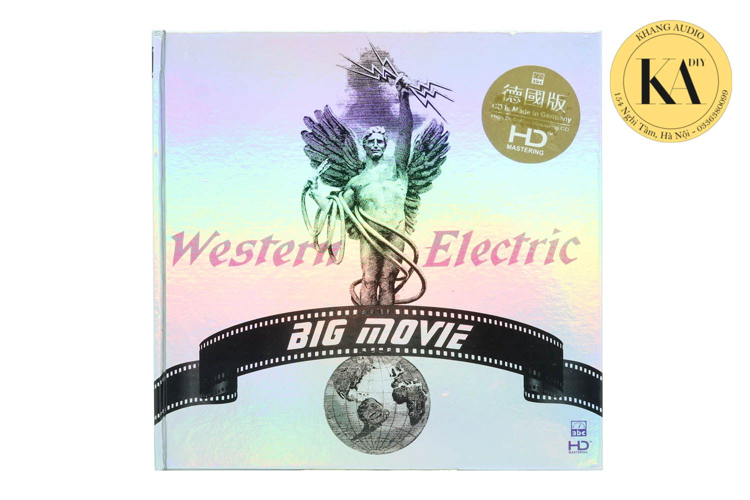 Western Electric - Big Movie HQ Khang Audio 0336380099