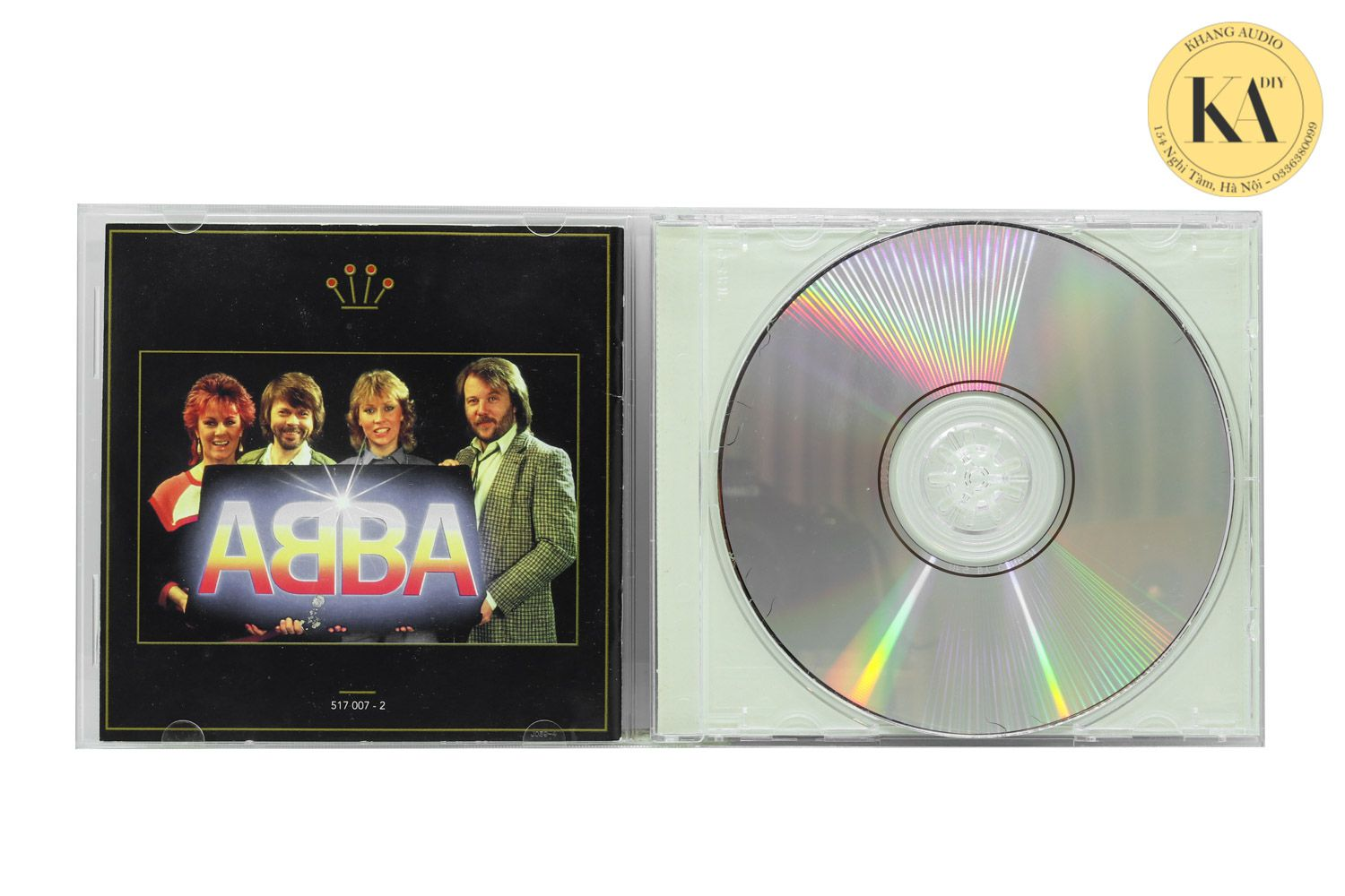ABBA GOLD - Greatest Hits Khang Audio 0336380099