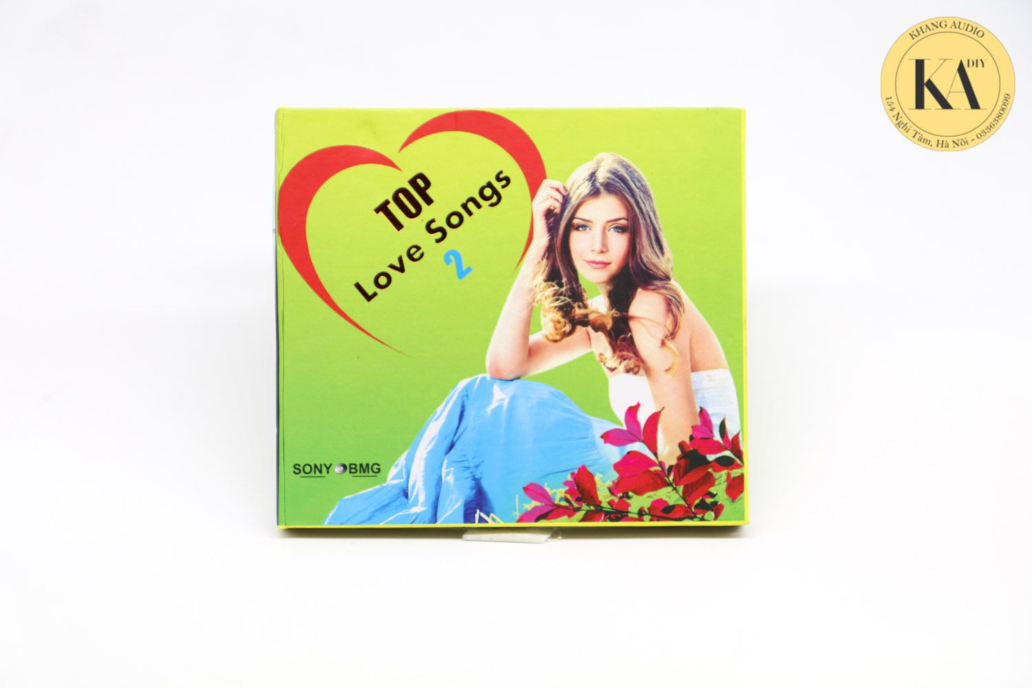 Top Love Songs 2 Khang Audio 0336380099