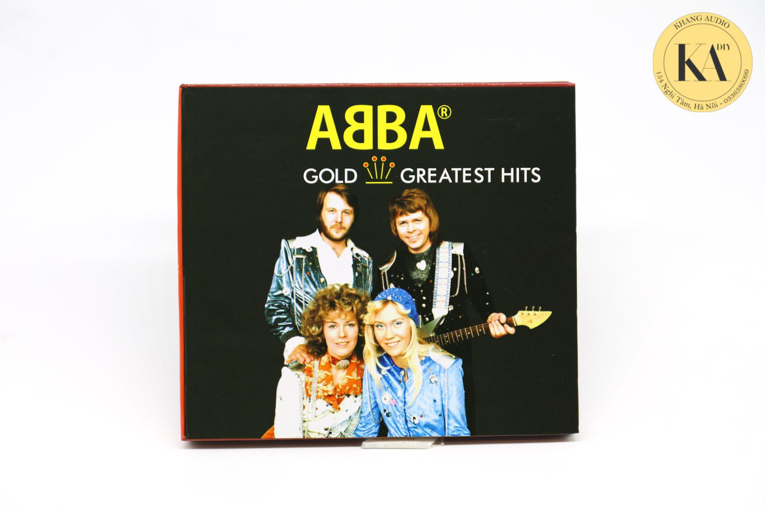 Gold Greatest Hits - ABBA Khang Audio 0336380099