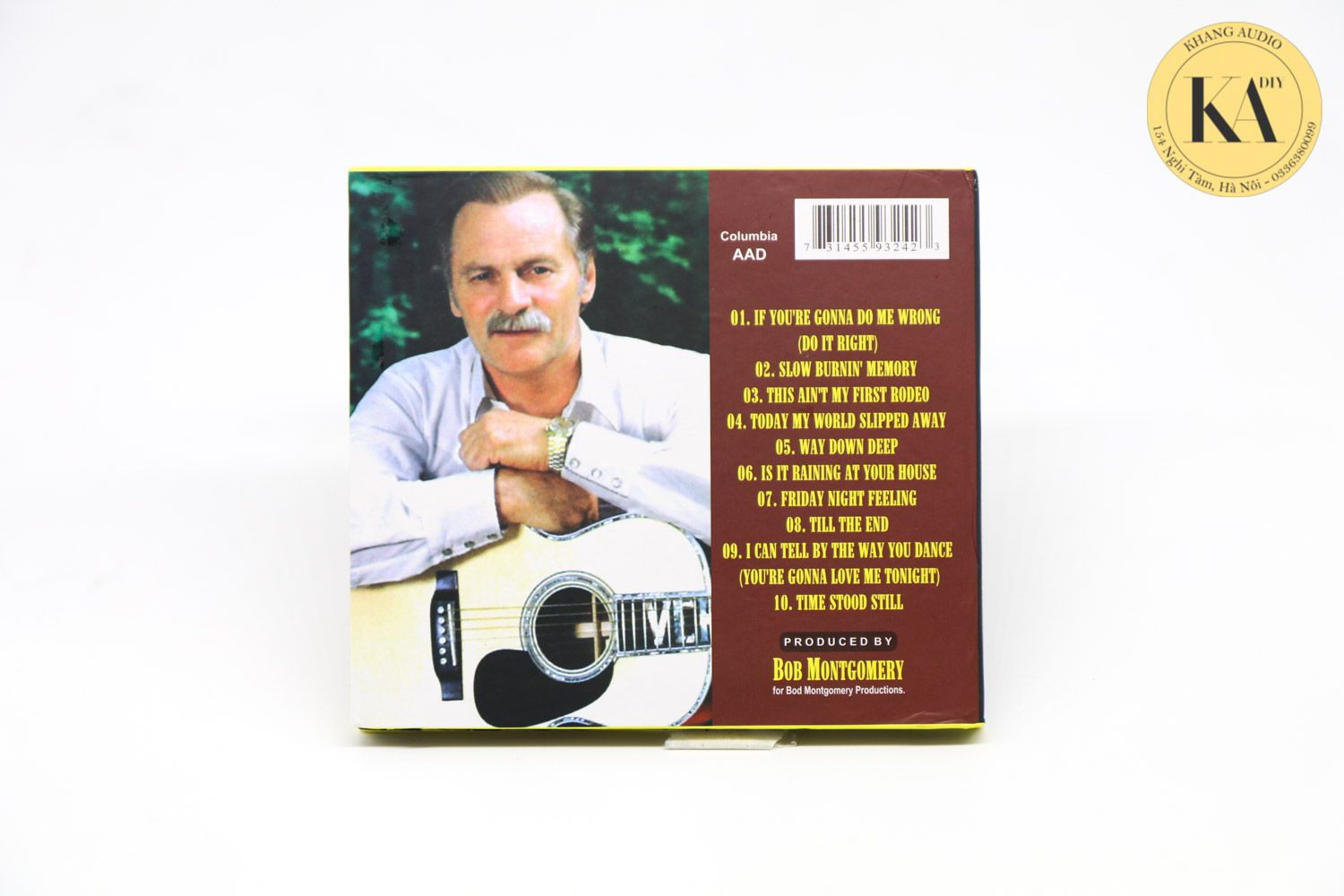 10 Years Of Greatest Hits - Vern Gosdin Khang Audio 0336380099