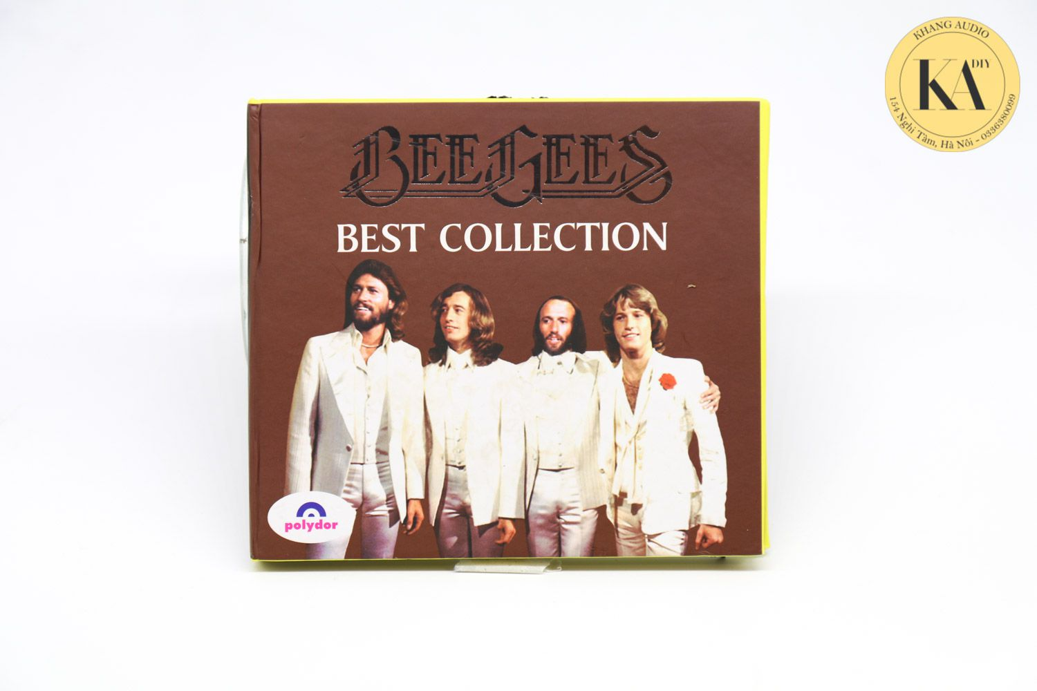 Best Collection - Beegees Khang Audio 0336380099