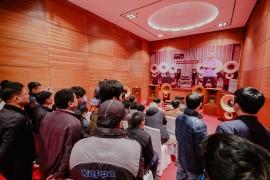 Toàn Cảnh Phòng Nghe Khang Audio tại Triển Lãm Nghe Nhìn AV Show 2017 Hà Nội