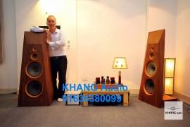 Loa ván hở những sản phẩm DIY của Khang audio