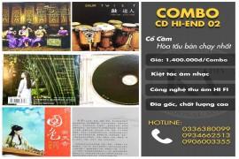 Combo Cổ Cầm Hiend #02 - Tuyển Tập Những Combo CD Hiend Cổ Cầm Hay Nhất