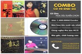 Combo Cổ Cầm Hiend #03 - Tuyển Tập Những Combo CD Hiend Cổ Cầm Hay Nhất
