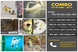 Combo Cổ Cầm Hiend #04 - Tuyển Tập Những Combo CD Hiend Cổ Cầm Hay Nhất