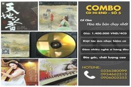 Combo Cổ Cầm Hiend #05 - Tuyển Tập Những Combo CD Hiend Cổ Cầm Hay Nhất