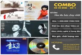 Combo Cổ Cầm Hiend #01 - Những Combo CD Hiend Cổ Cầm Hay Nhất