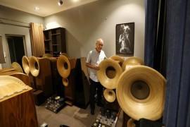 Độc đáo thú chơi thiết bị nghe nhìn của Audiophile Trương Vĩnh Khang